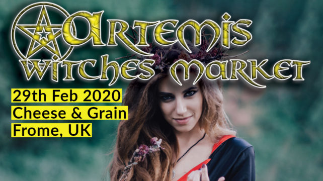 witches market