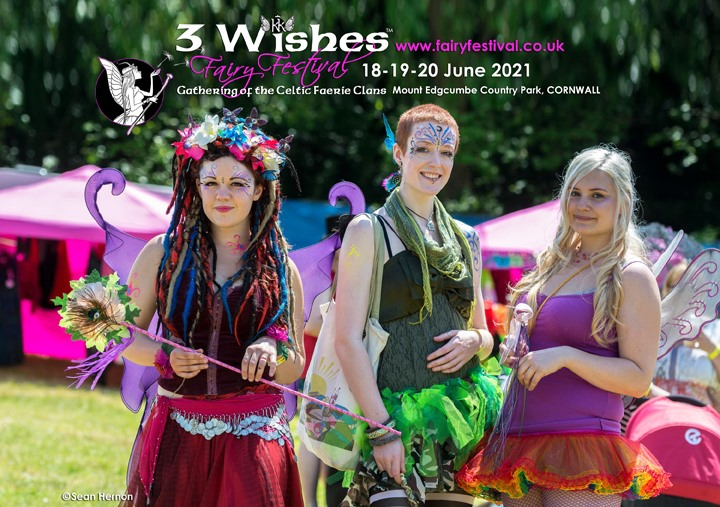 3 Wishes Fairy Festival 2021