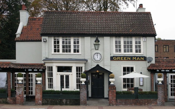 Green Man PH, London, SW15