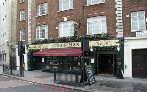 Green Man PH, London NW1 3AU