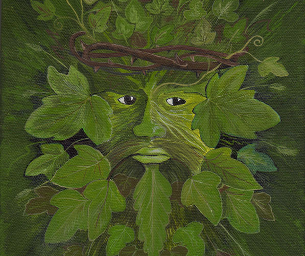Greenman: The Crowned King
